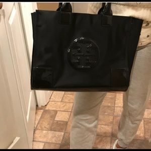 Tory Burch Bags - Tory Burch nylon tote - PRICE IS FIRM, NO OFFERS!